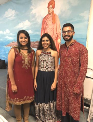 YHGH @ Hindu Leaders Meet